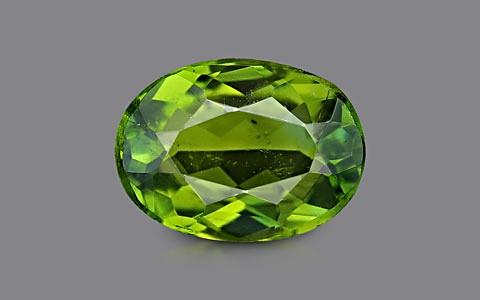 Green Tourmaline - 0.91 carats