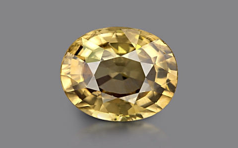 Brown Zircon - 4.12 carats