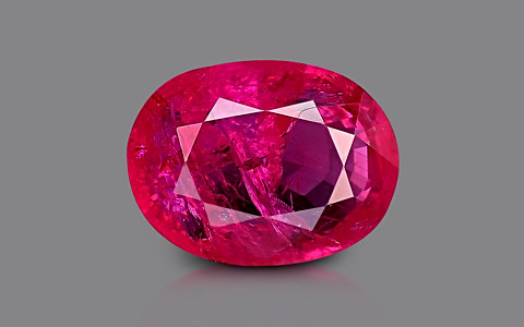 Ruby - 3.03 carats