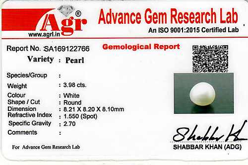 South Sea Pearl - 3.98 carats