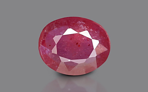 Ruby - 3.68 carats