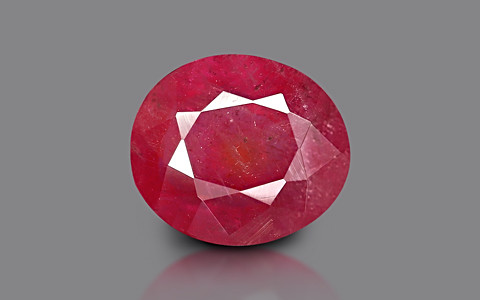 Ruby - 5.25 carats