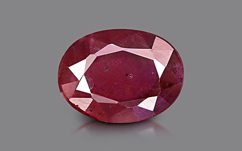 Ruby - 4.87 carats