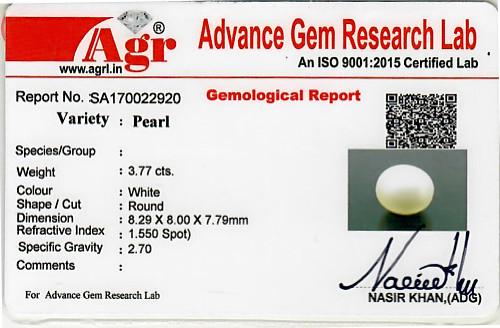 South Sea Pearl - 3.77 carats