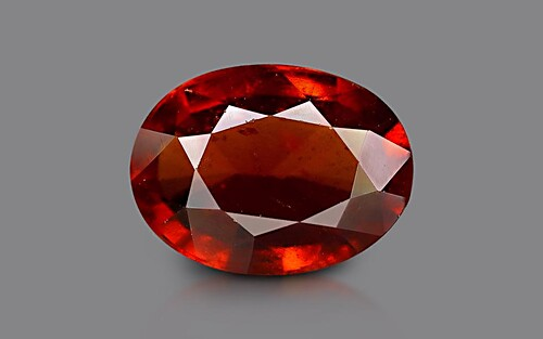 Hessonite - 5.90 carats