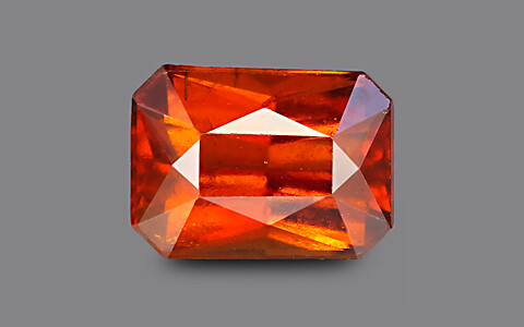 Hessonite - 5.27 carats