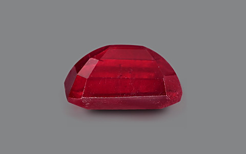 Ruby - 3.74 carats