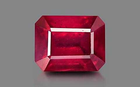 Ruby - 3.71 carats