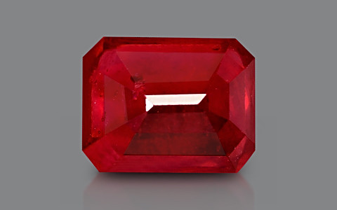 Ruby - 3.94 carats