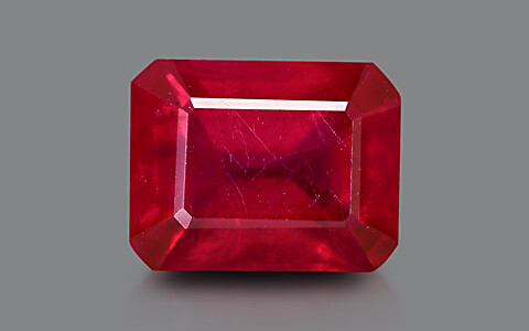 Ruby - 3.74 carats