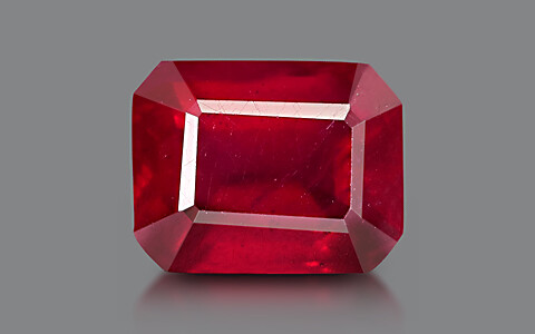 Ruby - 3.66 carats