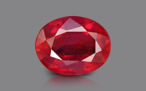 Ruby - 3.33 carats