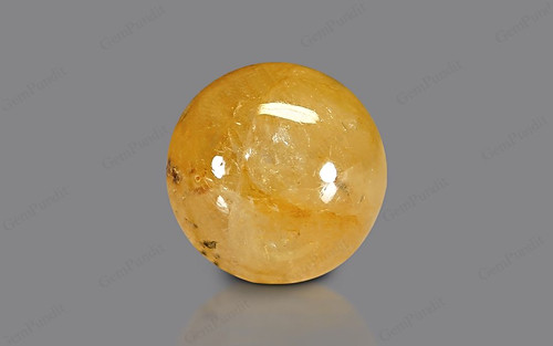 Yellow Sapphire - 7.07 carats
