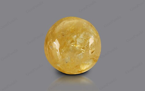 Yellow Sapphire - 5 carats