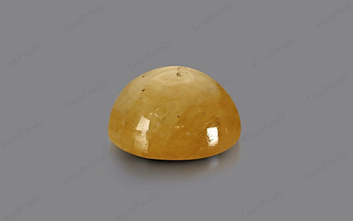 Yellow Sapphire - 6.97 carats