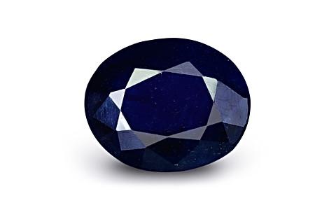 Blue Sapphire - 6.45 carats