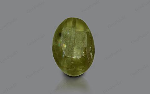 Apatite Cat's Eye - 4.51 carats