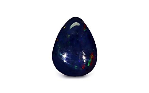 Black Opal - 1 carats