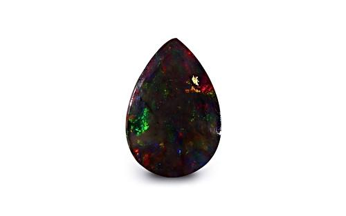 Black Opal - 2.08 carats