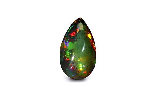 Black Opal - 4.87 carats