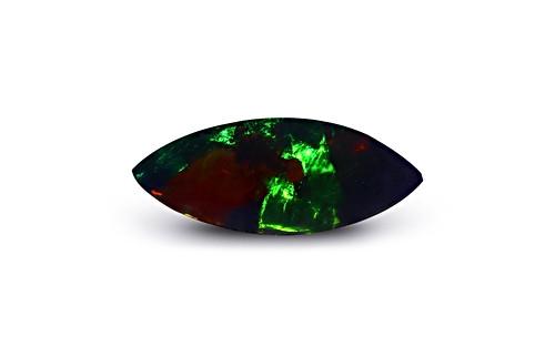 Black Opal - 2.89 carats