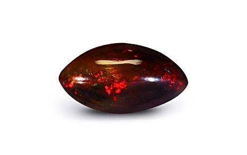 Black Opal - 2.88 carats