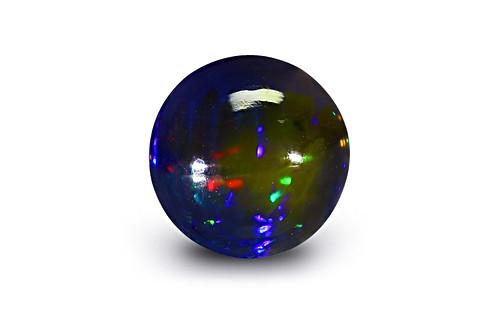 Black Opal - 2.90 carats