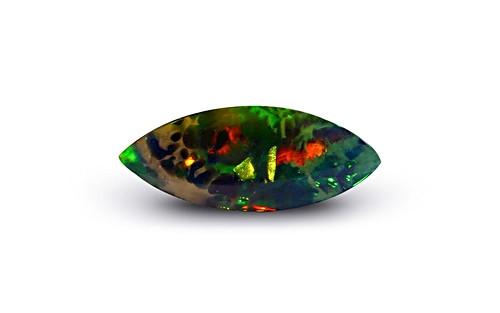 Black Opal - 2.48 carats