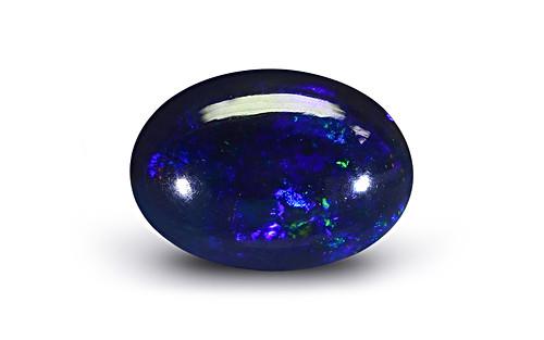 Blue Opal - 5.60 carats