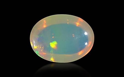 Yellow Opal - 5.64 carats