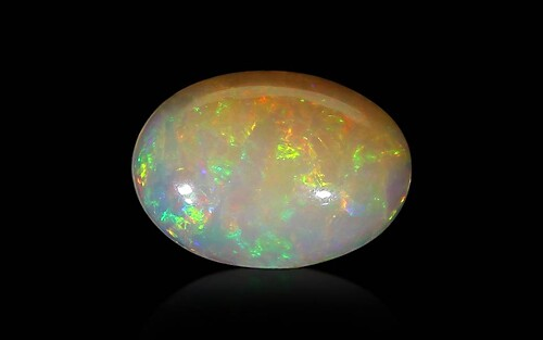 Yellow Opal - 5.85 carats