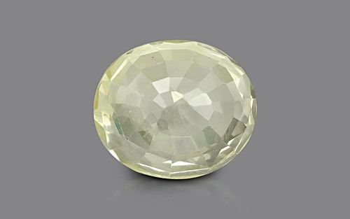 Yellow Sapphire - 5.84 carats