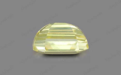 Yellow Sapphire - 7.84 carats