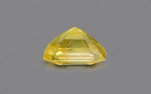 Yellow Sapphire - 3.08 carats