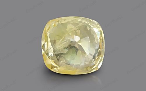 Yellow Sapphire - 8.58 carats