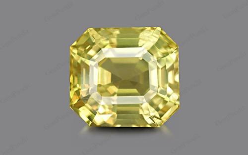 Yellow Sapphire - 20.96 carats