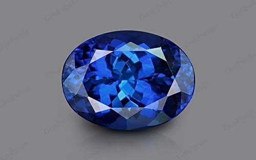 Tanzanite 20x15 - 24.66 carats (DELUXE)