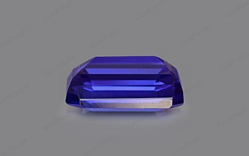 Tanzanite 16x12 - 14.47 carats (DELUXE)