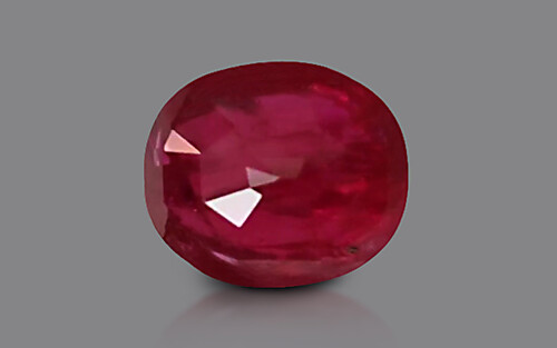Pigeon Blood Ruby - 5.53 carats