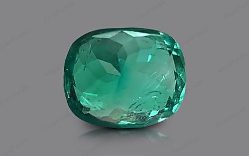 Emerald - 15.38 carats