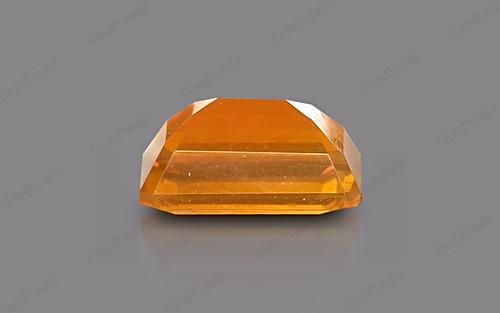 Fire Opal - 0.76 carats