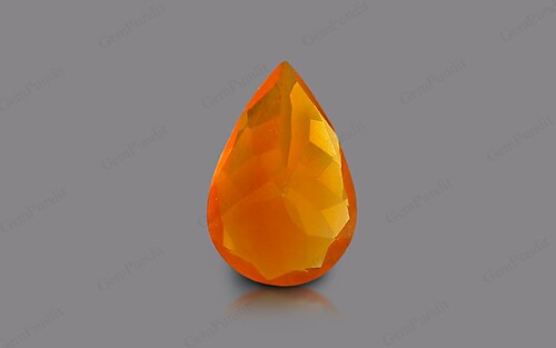 Fire Opal - 0.88 carats