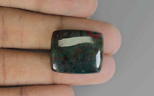 Bloodstone - 23.87 carats