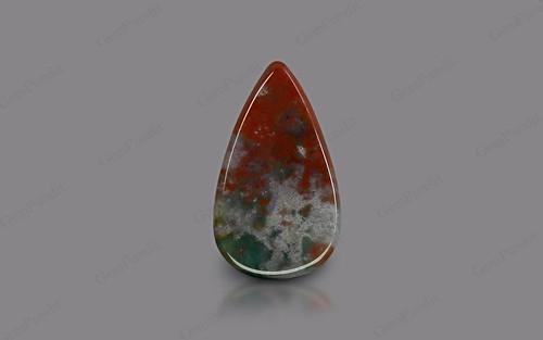 Bloodstone - 7.98 carats