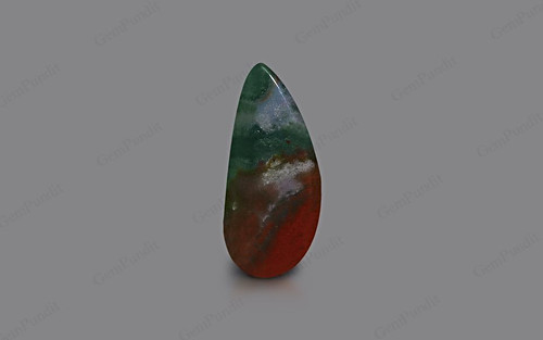 Bloodstone - 6.86 carats