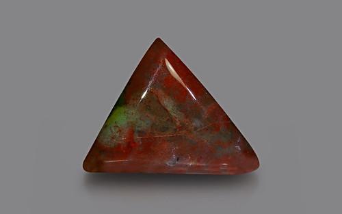Bloodstone - 6.24 carats