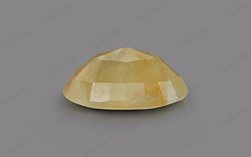 Yellow Sapphire - 7.02 carats