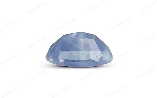 Blue Sapphire - 5.88 carats