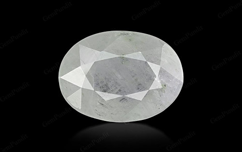 White Sapphire - 6.69 carats