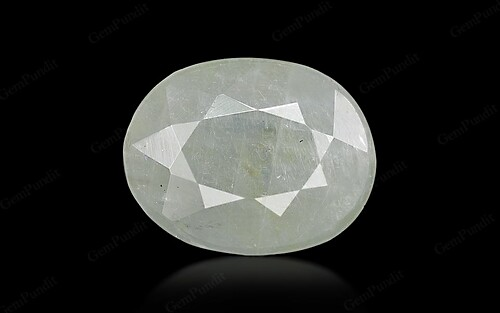White Sapphire - 3.23 carats